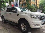 Cần bán lại xe Ford Ranger XLT 2.2MT sản xuất năm 2017, màu trắng   giá 685 triệu tại Hà Nội