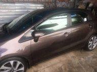 Cần bán lại xe Kia Rio đời 2015, màu nâu giá 530 triệu tại Tp.HCM