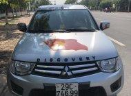 Bán xe Mitsubishi Triton GLX 4x2MT đời 2012, màu bạc, xe nhập giá 360 triệu tại Hà Nội