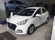 Cần bán Hyundai Grand i10 đời 2018, màu trắng giá 350 triệu tại Tp.HCM