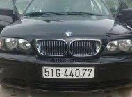 Cần bán BMW 325i năm sản xuất 2004, màu đen, nhập khẩu nguyên chiếc giá 245 triệu tại Tp.HCM
