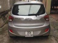 Cần bán xe Hyundai Grand i10 năm 2014, màu bạc   giá 280 triệu tại Hà Nội