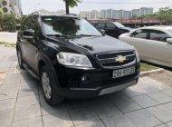 Cần bán xe Chevrolet Captiva LT 2.4MT năm sản xuất 2008, màu đen số sàn giá 289 triệu tại Hà Nội