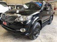 Cần bán xe Toyota Fortuner năm sản xuất 2015, màu đen giá 860 triệu tại Tp.HCM