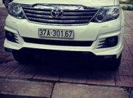 Bán Toyota Fortuner sản xuất năm 2016,  xe chính chủ, giấy tờ đầy đủ  giá 1 tỷ 100 tr tại Nghệ An