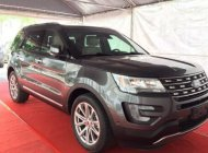 Bán Ford Explorer đời 2018, màu xám (ghi), nhập khẩu nguyên chiếc giá 2 tỷ 180 tr tại Hà Nội