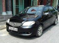 Bán Toyota Vios MT 2006, màu đen, Đk 2007 giá 162 triệu tại Nam Định