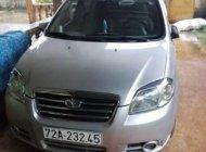 Bán ô tô Daewoo Gentra SX đời 2008, màu bạc, giá chỉ 198 triệu giá 198 triệu tại BR-Vũng Tàu