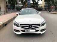 Bán Mercedes C200 năm sản xuất 2015, màu trắng số tự động giá 1 tỷ 169 tr tại Hà Nội