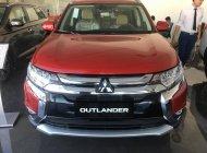 Bán ô tô Mitsubishi Outlander 2.0 STĐ đời 2018, màu đỏ giá 798 triệu tại Hà Nội
