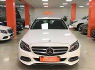Cần bán lại xe Mercedes AT đời 2015, màu trắng số tự động giá 1 tỷ 170 tr tại Hà Nội