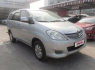 Cần bán xe Toyota Innova 2.0G năm 2011, màu bạc như mới, giá 480tr giá 480 triệu tại Hà Nội