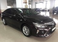 Bán xe Toyota Camry 2.5Q sản xuất 2018, màu đen giá 1 tỷ 315 tr tại Tp.HCM