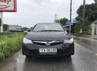 Bán Honda Civic đời 2008, màu đen  giá 298 triệu tại Hải Dương