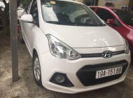 Bán Hyundai Grand i10 sản xuất 2016, màu trắng giá 355 triệu tại Hà Nội