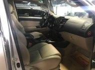 Bán Toyota Fortuner đời 2016, màu bạc giá 900 triệu tại Tp.HCM