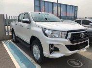 Bán Toyota Hilux 2.4G MT 2018, màu trắng, nhập khẩu nguyên chiếc, giao xe sớm alo 0986924166 giá 703 triệu tại Hà Nội