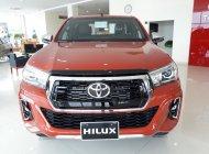 Bán Toyota Hilux 2.8G AT 4x4 năm sản xuất 2018, màu cam, nhập khẩu giao xe sớm giá 878 triệu tại Hà Nội