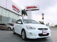 Cần bán Hyundai Accent 1.4AT đời 2015, màu trắng, nhập khẩu giá cạnh tranh giá 490 triệu tại Hà Nội