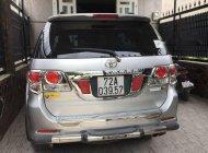 Bán Toyota Fortuner đời 2012, màu bạc xe gia đình, giá chỉ 760 triệu giá 760 triệu tại BR-Vũng Tàu