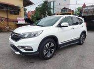 Bán xe Honda CR V TG năm sản xuất 2017, màu trắng chính chủ giá 1 tỷ 30 tr tại Hà Nội
