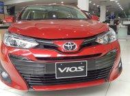 Cần bán Toyota Vios 1.5G CVT 2019, màu đỏ, giá tốt giá 606 triệu tại Hà Nội