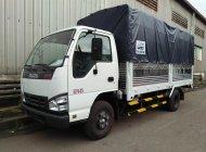 Bán xe tải Isuzu 1,9 tấn thùng bạt. Xe có sẵn giao ngay. Hỗ trợ vay trả góp giá 495 triệu tại Tp.HCM