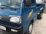 Bán xe Thaco Towner 800A đời 2017, màu xanh giá 137 triệu tại Vĩnh Long