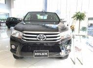 Bán Toyota Hilux 2.4G 4x4 MT 2 cầu đời 2018, màu đen, xe nhập giao xe sớm liên hệ 0986924166 giá 793 triệu tại Hà Nội