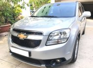 Cần bán xe ô tô Orlando 2012, bản LTZ số tự động, màu bạc giá 445 triệu tại Tp.HCM