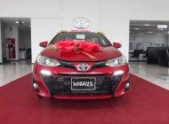 Bán xe Toyota Yaris G đời 2018, màu đỏ, xe nhập giá 650 triệu tại Nam Định