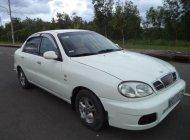 Cần bán Daewoo Lanos sản xuất 2002, màu trắng giá 96 triệu tại Đồng Nai