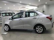 Hyundai Grand i10 1.2 MT màu bạc khuyến mãi hot tháng 8. Liên hệ để được giá tốt nhất: 0903 175 312 giá 350 triệu tại Tp.HCM