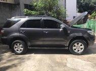 Bán Toyota Fortuner 1.1MT sản xuất năm 2011, màu xám, giá tốt giá 680 triệu tại Hà Nội