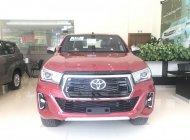 Bán xe Toyota Hilux 2.8G AT 4x4 sản xuất năm 2018, màu đỏ, xe nhập đặt xe giao sớm liên hệ 0986924166 giá 878 triệu tại Hà Nội