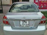Cần bán lại xe Daewoo Gentra 2010, màu bạc, 190tr giá 190 triệu tại Hà Tĩnh
