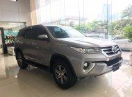 Bán ô tô Toyota Fortuner 2.4G 4x2AT sản xuất năm 2018, màu bạc, nhập khẩu nguyên chiếc giá 1 tỷ 94 tr tại Hà Nội