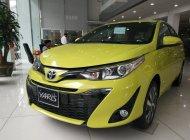 Bán Toyota Yaris 1.5G CVT 2018, màu vàng, nhập khẩu, giao xe sớm liên hệ Mr Trung 0986924166 giá 650 triệu tại Hà Nội
