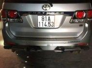 Cần bán lại xe Toyota Fortuner đời 2016, màu bạc, xe gia đình giá 900 triệu tại Gia Lai