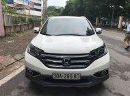Cần bán gấp Honda CR V 2.4 AT năm sản xuất 2014, màu trắng chính chủ giá 843 triệu tại Hà Nội