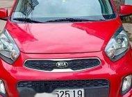 Cần bán gấp Kia Morning sản xuất năm 2015, màu đỏ xe gia đình giá 300 triệu tại Bình Dương