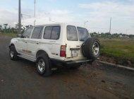 Bán Toyota Land Cruiser MT sản xuất 1991, màu trắng, nhập khẩu, Đk 1993 giá 134 triệu tại Đồng Tháp