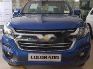 Bán Chevrolet Colorado 2.5 VGT năm 2018, màu xanh lam, giá tốt giá 651 triệu tại Hà Nội
