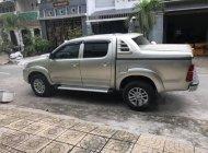 Bán xe Toyota Hilux sản xuất 2012, màu bạc   giá 449 triệu tại Tp.HCM