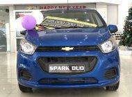 Bán ô tô Chevrolet Spark van năm 2018, màu xanh lam giá 299 triệu tại Tp.HCM