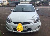 Cần bán gấp Hyundai Accent sản xuất 2012, màu trắng, nhập khẩu số tự động giá 415 triệu tại Đồng Nai