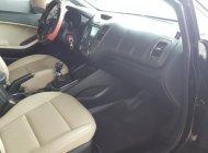 Bán Kia Cerato 1.6MT màu đen vip, sản xuất 2016, biển Bình Dương lăn bánh 33000km giá 498 triệu tại Tp.HCM