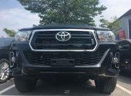 Bán Toyota Hilux 2.4G AT năm sản xuất 2018, màu đen, nhập khẩu, giao xe sớm gọi ngay 0986924166 giá 695 triệu tại Hà Nội