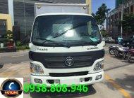 bán xe tải thaco thùng kín tải trọng 4,9 tấn - động cơ CN ISUZU - số lượng 1 chiếc cuối cùng giá 387 triệu tại Tp.HCM