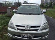 Bán xe Toyota Innova G 2008, màu bạc còn mới giá 390 triệu tại Tp.HCM